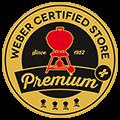 Weber Premium Plus Partner